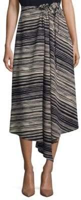 Donna Karan Hi-Lo Hem Skirt