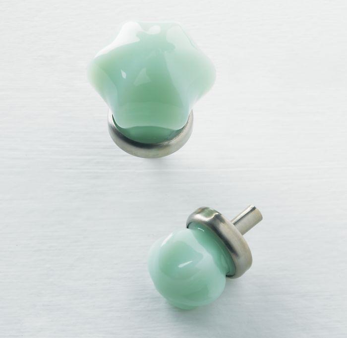 Jadeite Knobs