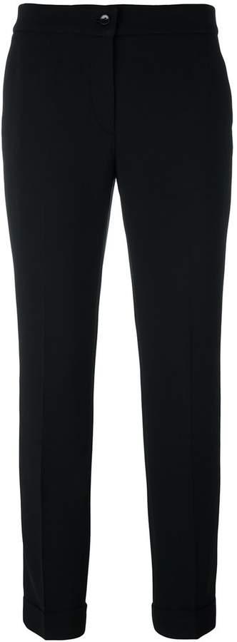Etro cuffed trousers