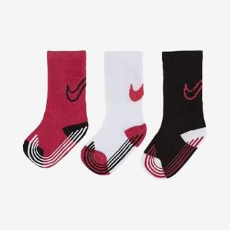 Nike Track Gripper Tall Infant/Toddler Socks