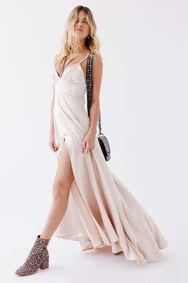 Fame & Partners Charlotte Strappy Gown