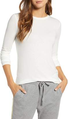 Lou & Grey Softened Jersey Long Sleeve Layering Tee