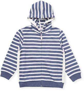 Il Gufo Little Boy's Stripe Hoodie