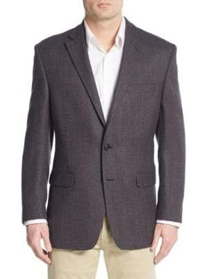 Lauren Ralph Lauren Regular-Fit Birdseye Wool Sportcoat
