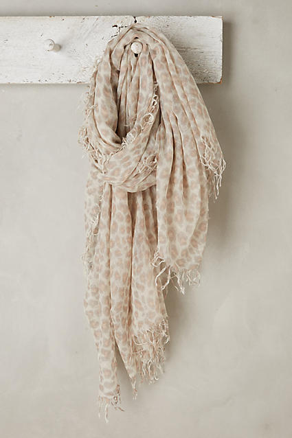 Chan LuuChan Luu Spotted Cashmere Scarf