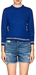 Etoile Isabel Marant Women's Fine-Gauge Knit Top - Blue
