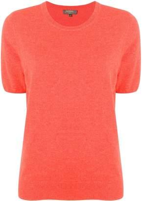 N.Peal shortsleeved knit top
