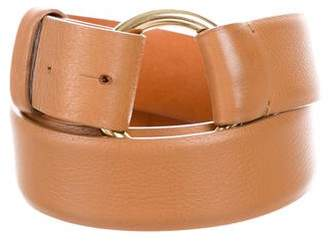 Loro Piana Leather Hip Belt