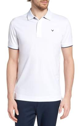 Callaway X Slim Fit Stretch Polo Shirt