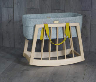 Griffin and Sinclair Moses Basket Rocker
