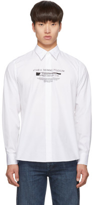 Givenchy White Studio Shirt