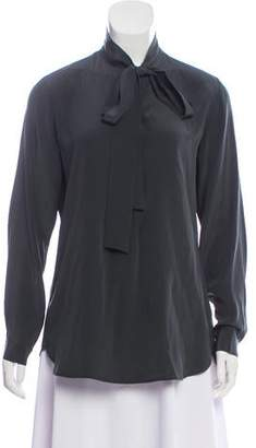 Sofie D'hoore Long Sleeve Button-Up Top