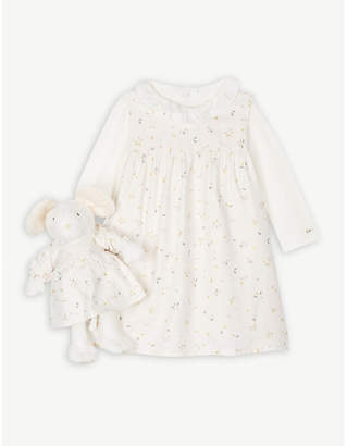 Chloé Sleepsuit, dress and mouse set 1-12 months