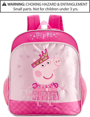 Nickelodeon Peppa Pig Little & Big Girls Pinky Party Backpack