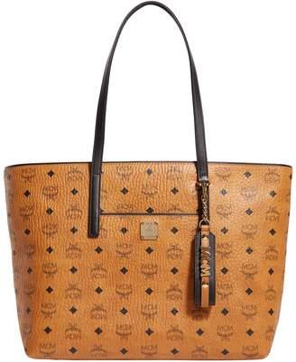 MCM Medium Anya Top Zip Shopper