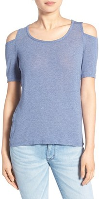 Women's Splendid Cold Shoulder Top $78 thestylecure.com