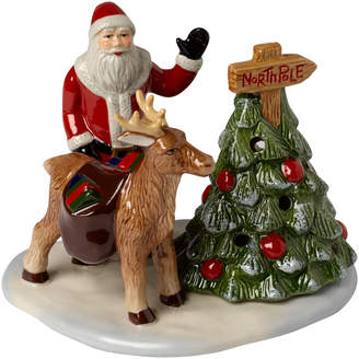 Villeroy & Boch Christmas Toys Figurine: Way to Santa
