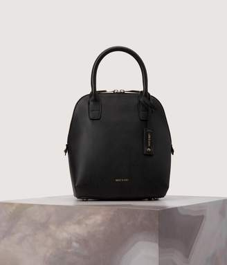 Matt & Nat GESSI SM Small Satchel - Black