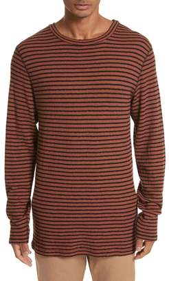 Saturdays NYC Alex Stripe Long Sleeve T-Shirt
