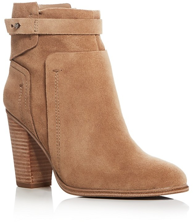 VINCE CAMUTO Faythe Layered Booties