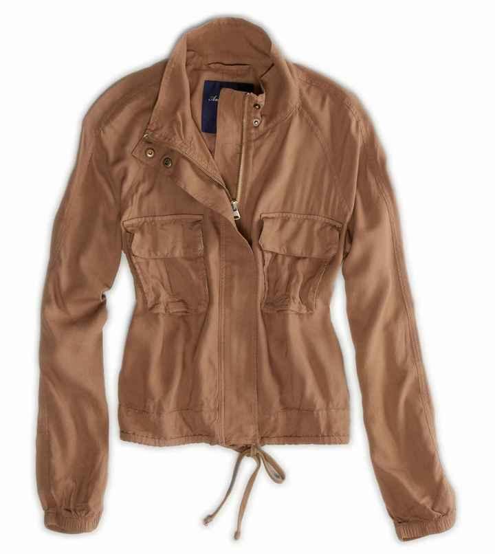 American Eagle AE Safari Jacket