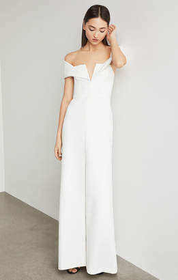 BCBGMAXAZRIA Amalie Off-The-Shoulder Gown