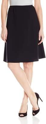 Briggs New York Women's Bistretch Flippy Skirt