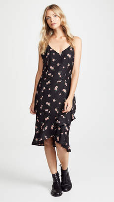 BB Dakota All Eyes On You Printed Dress