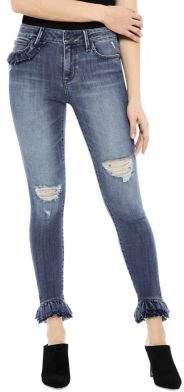 Sam Edelman The Kitten Amelia Ankle Jeans