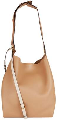 Burberry Leather Grommet Tote Bag