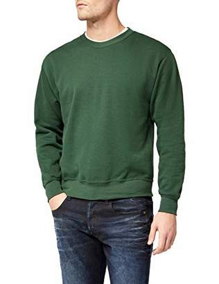 5574277fcaab01 Fruit of the Loom Men's Set-In Classic Sweater