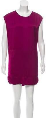 IRO Mini Short Sleeve Dress