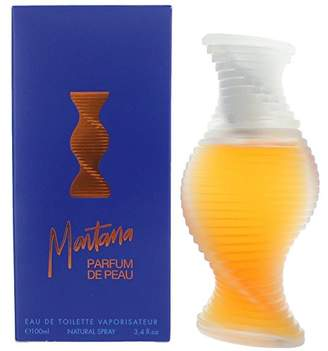 Montana Parfum De Peau By For Women