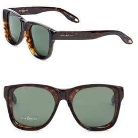 Givenchy 52MM Square Sunglasses