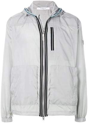 Givenchy hooded windbreaker