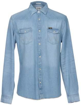 Wrangler Denim shirts - Item 42672948LP