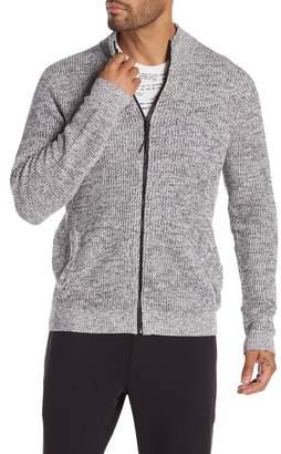 Kenneth Cole New York Long Sleeve Mock Neck Sweater