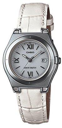 [カシオ]CASIO 腕時計 WAVE CEPTOR ウェーブセプター タフソーラー 電波時計 LWQ-10LJ-7A2JF レディース