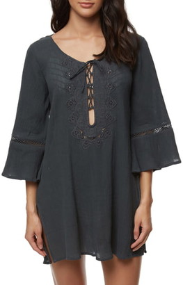 O'Neill Saltwater Solids Tunic Cover-Up