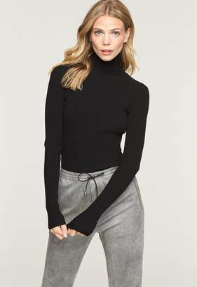 MillyMilly Rib Turtleneck Pullover