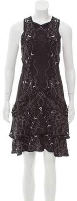 Jonathan Simkhai Sleeveless Lace Dress w/ Tags