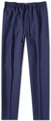 Ami Carrot Fit Wool Trouser