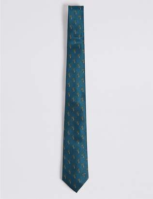 Marks and Spencer Palm Tree Tie