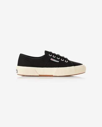 Express Superga Black Cotu Classic Sneakers