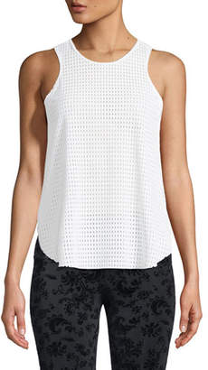 Onzie Molly Mesh Tank with Flyaway Sides