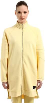 adidas Eqt French Terry Zip-Up Sweatshirt