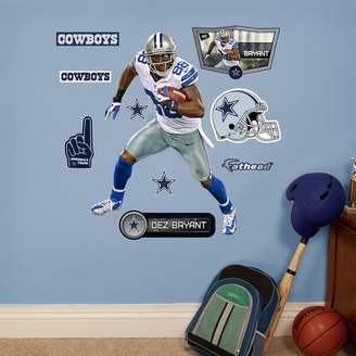 Fathead Dallas Cowboys Dez Bryant Wall Decals by Jr.