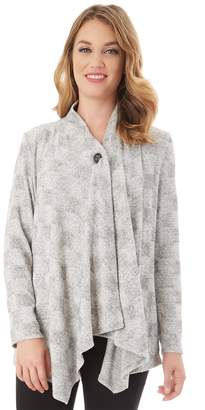 Apt. 9 Women's Button Wrap Cardigan
