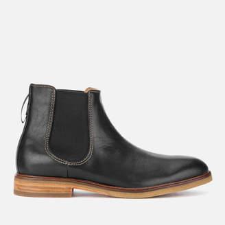 Clarks Men's Clarkdale Gobi Leather Chelsea Boots