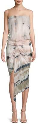 Young Fabulous & Broke Women's Printed Twist Dress